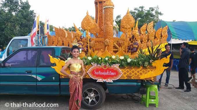 Provinz Ubon Ratchathani
