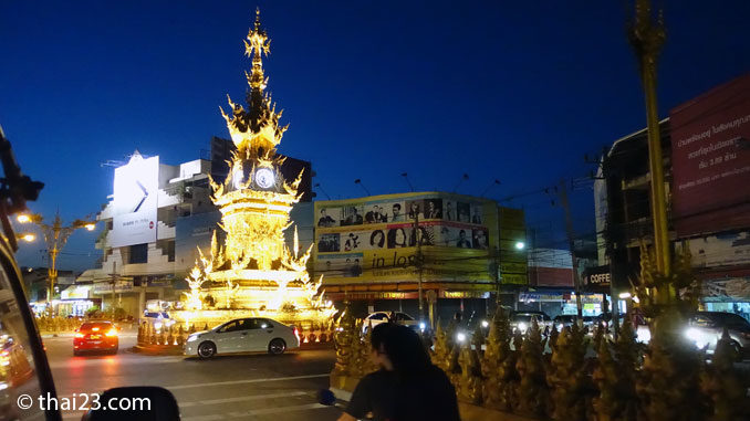 Chiang Rai Clock Tower
