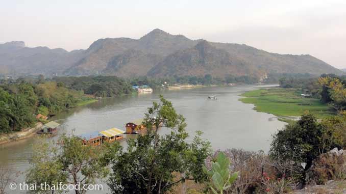 Provinz Kanchanaburi