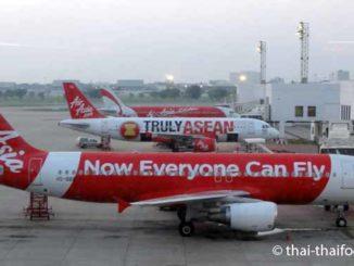 Thai AirAsia Flüge