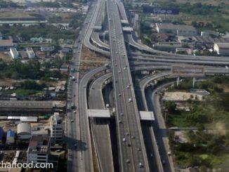 Autobahnen in Thailand