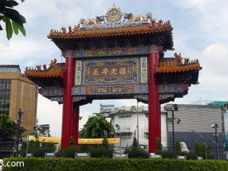 Chinatown Tor