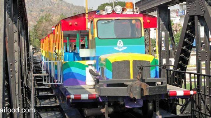 Eisenbahn in Thailand