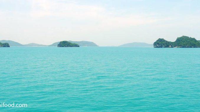 Golf von Thailand