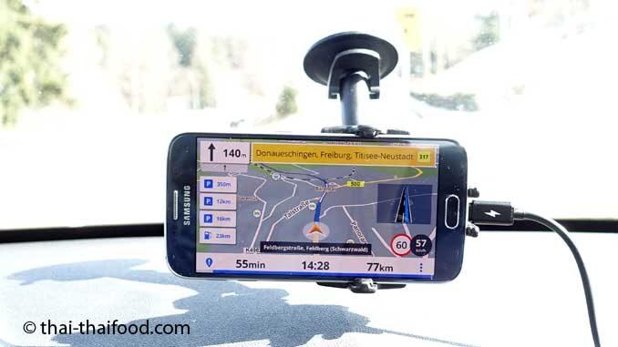 navi smartphone thailand