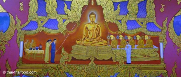 Sitten und Bräuche in Thailand