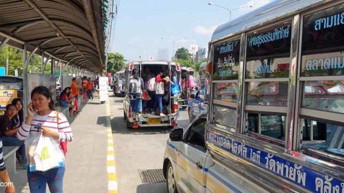 Thai Sammeltaxi