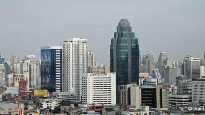 Stadtteile von Bangkok