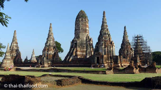 Zentralthailand
