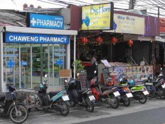 Apotheke in Thailand
