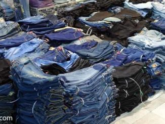 Jeans kaufen in Bangkok