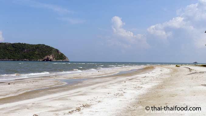 Laem Sala Beach im Khao Sam Roi Yot Nationalpark