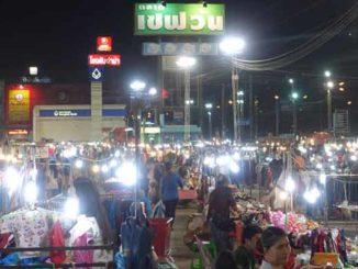 Korat Nachtmarkt