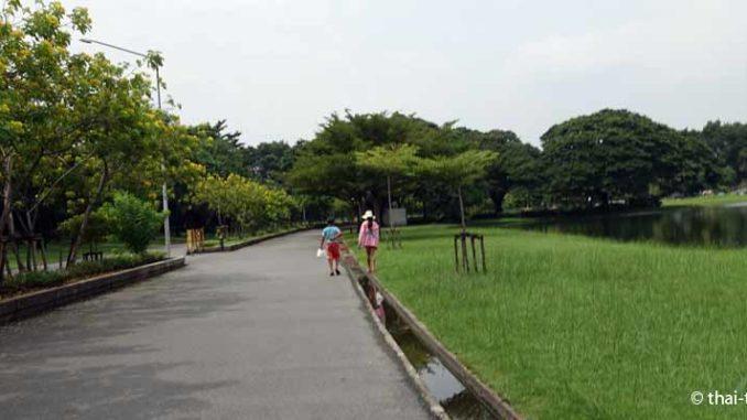 Parks in Bangkok