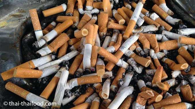 Rauchverbot in Thailand