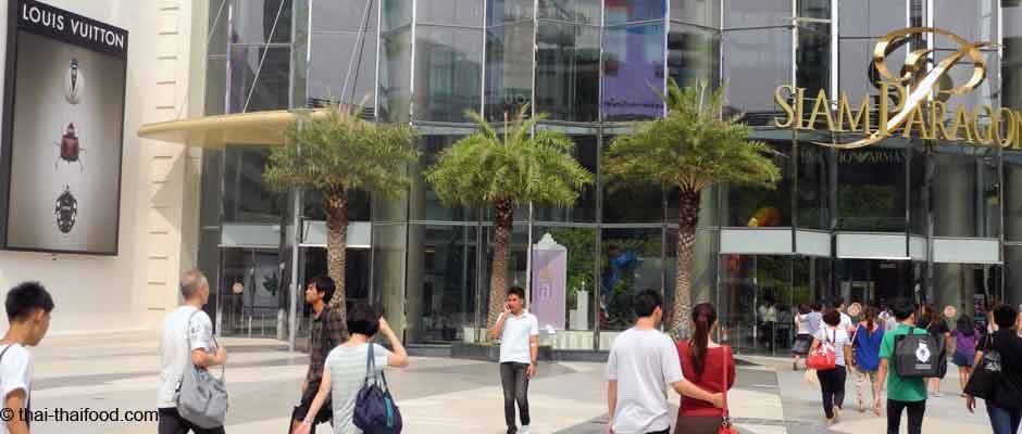 Shopping Center Bangkok