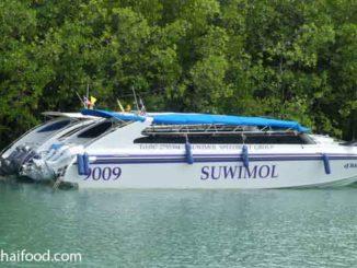 Speedboote in Thailand
