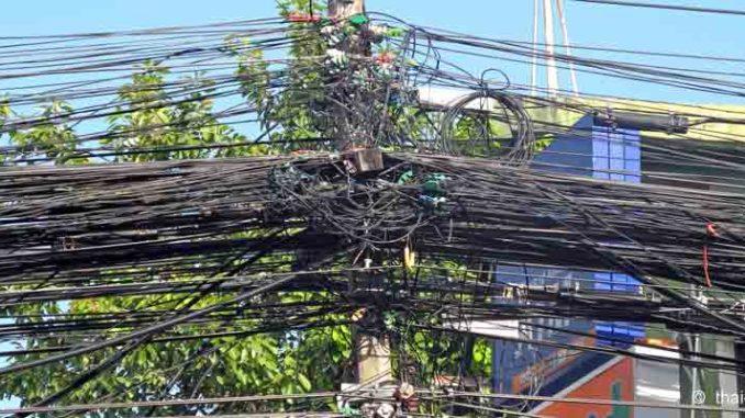 Strom in Thailand
