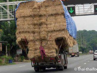Thailand Straßen