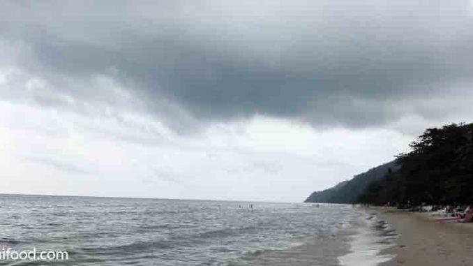 Tropische Wirbelstürme in Thailand