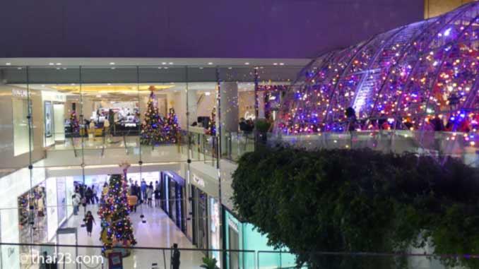 Thailand Weihnachten