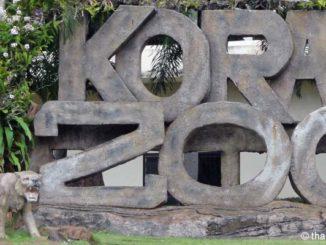 Zoo in Korat