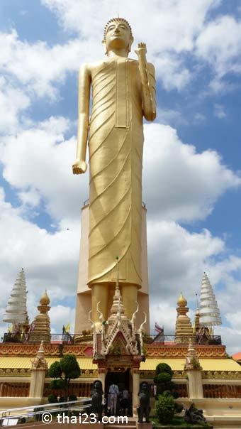 Höchste Buddha Statue