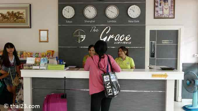 Hotel The Grace in Surin