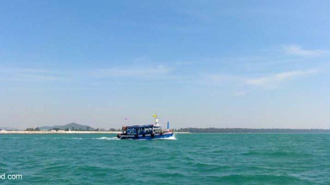 Reisewetter Thailand