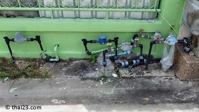 Trinkwasserzähler