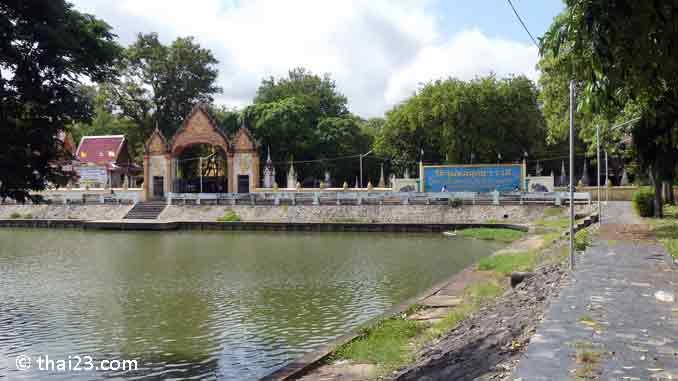 Wat Jumpholsutthawas