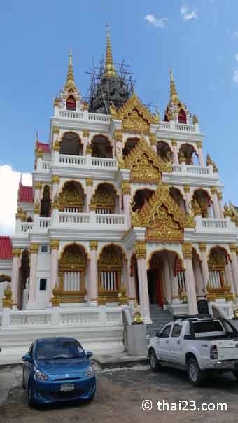 Wat Klang Baustelle