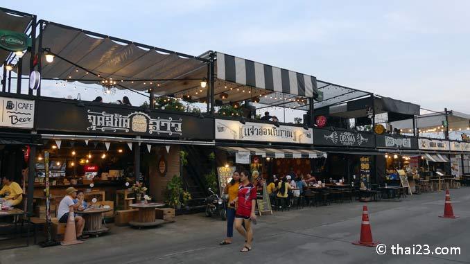 Srinakarin Restaurants