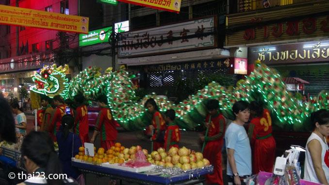 Vegetarian Festival Bangkok 2020 Chinatown