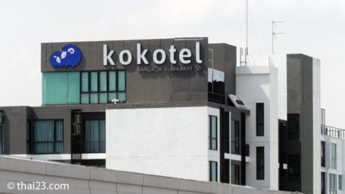 Kokotel Hotel