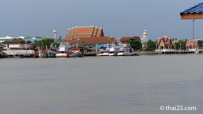Maeklong Fluss