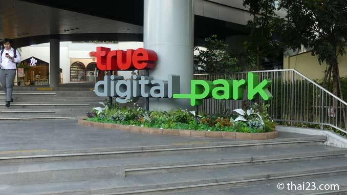 True Digital Park - Punnawithi