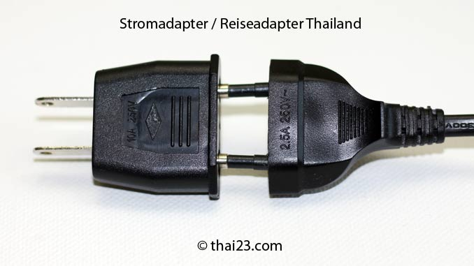 Adapter Thailand